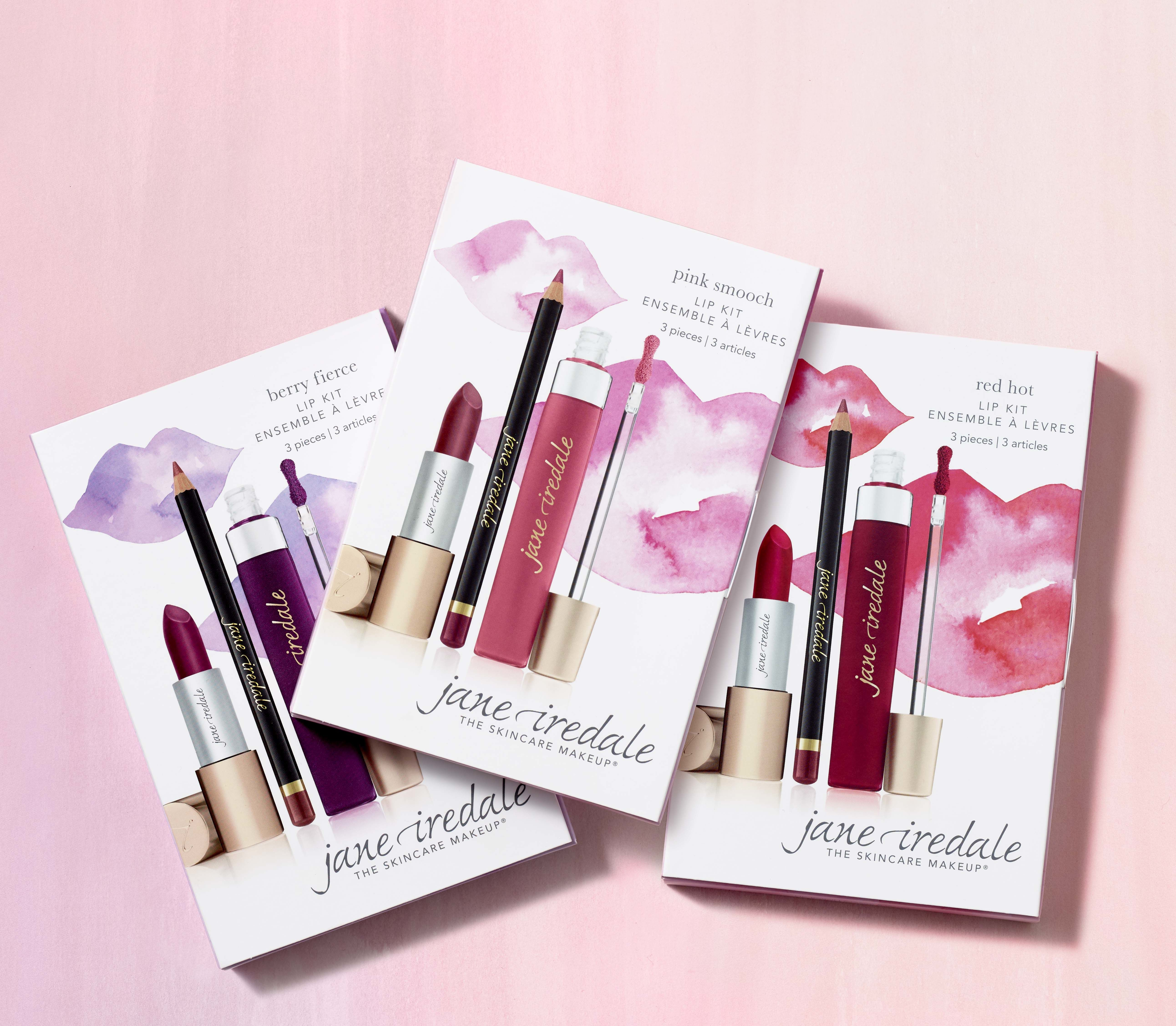LIMITED EDITION Lip Trios