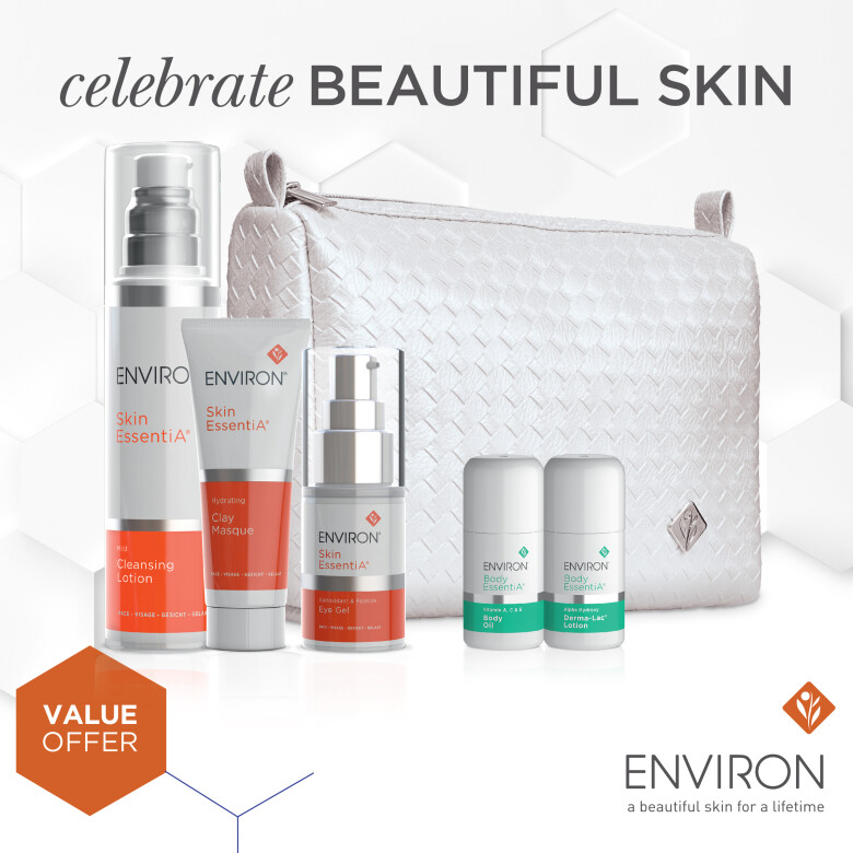 Environ Skincare - Beautiful Skin For A Lifetime