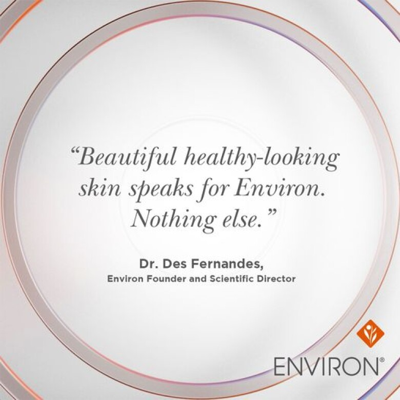 Environ Beautiful Healthy-looking Skin