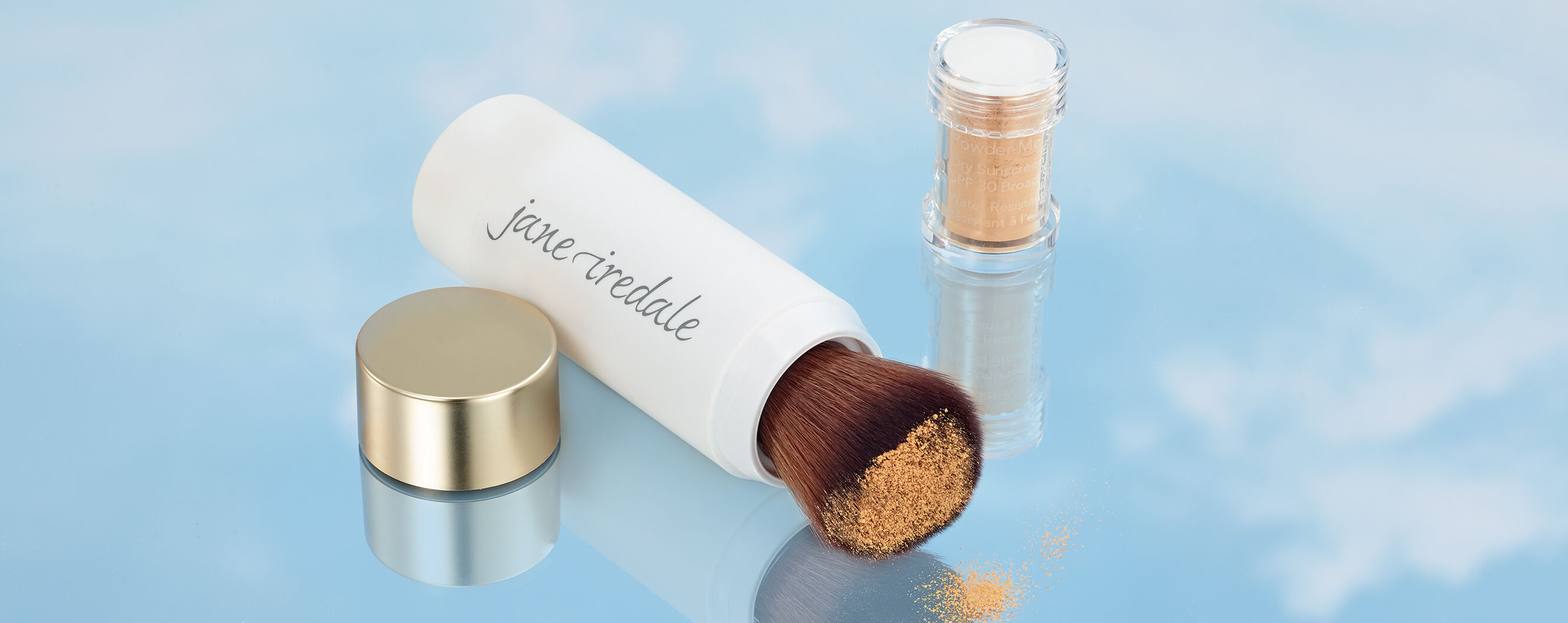 NEW jane iredale Powder Me New Zealand Stockists