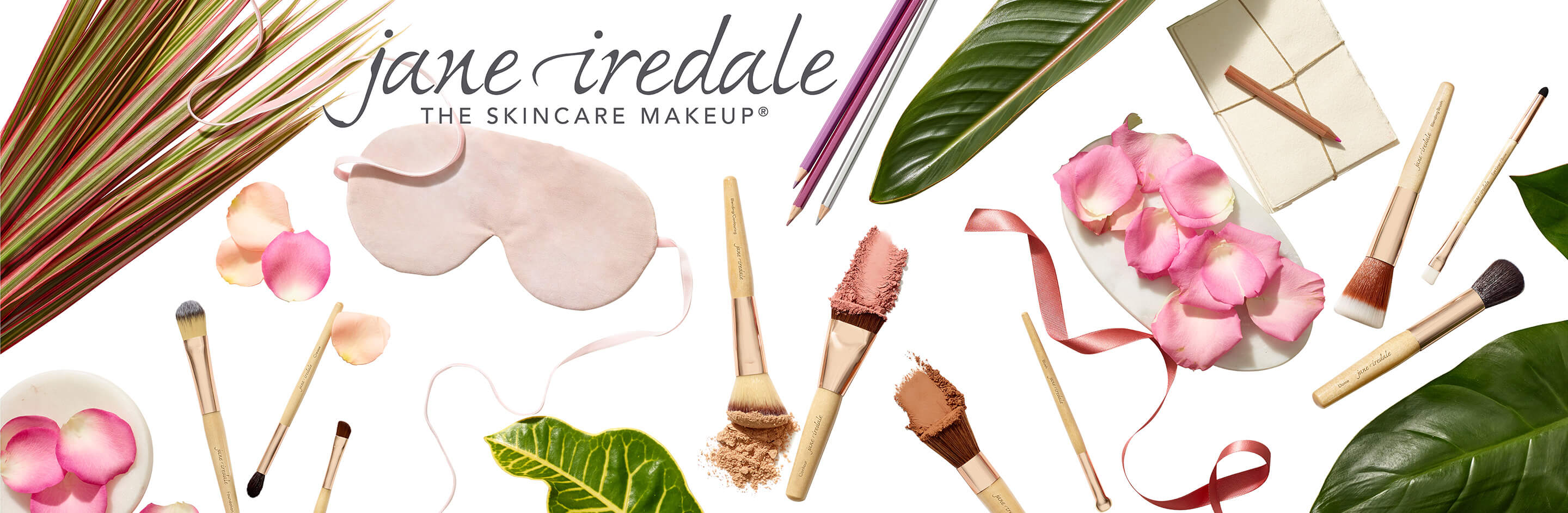 jane iredale Product Range