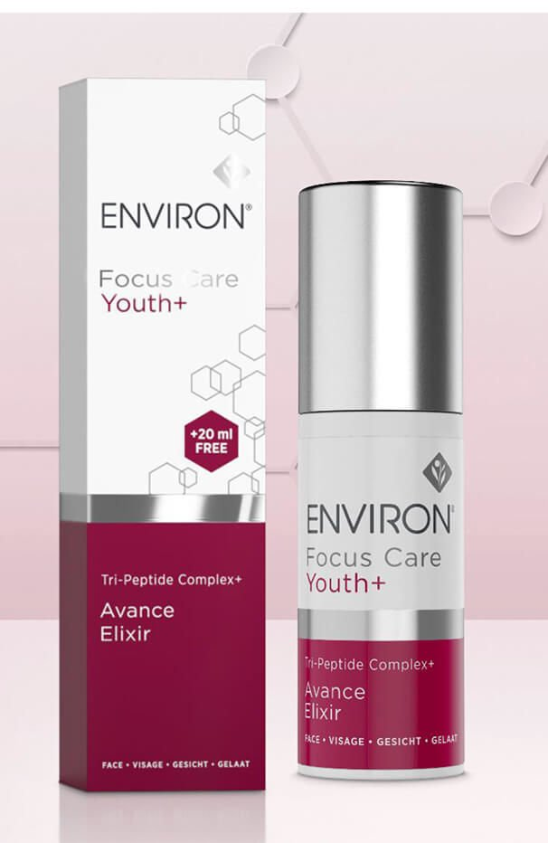 FREE 20ml Focus Care Youth+ Avance Elixir