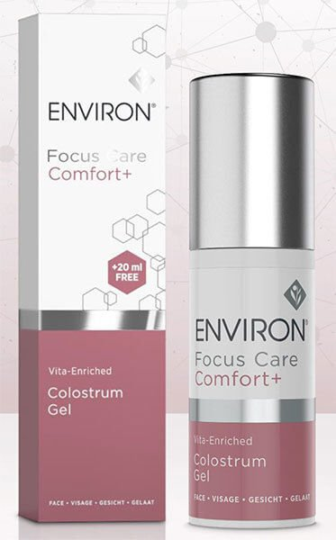 Focus Care Comfort+ Colostrum Gel - Receive 20ml FREE when you buy a limited edition 50ml